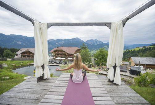 Yoga Retreat im Hotel Höflehner Mai/2020