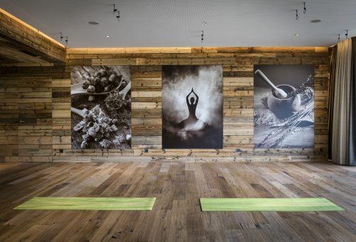 Ganz bei mir – Yoga Retreat im Hotel Das Goldberg