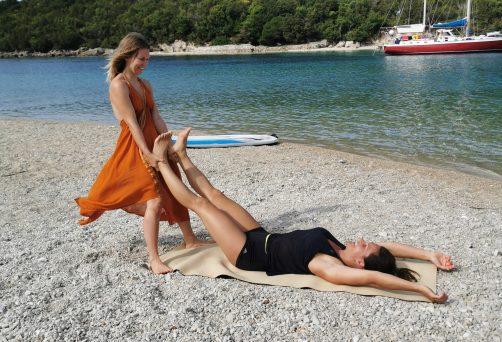 Mitsegeln: Yoga Retreat auf einer Segelyacht in Korfu Jun/2020