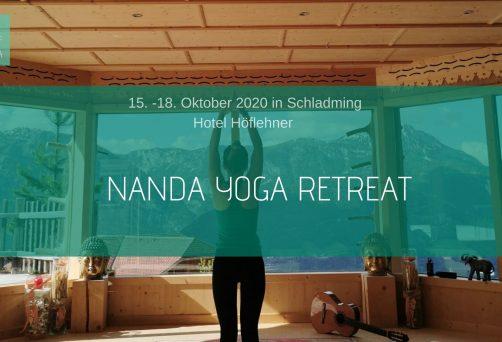 Yoga Retreat im Hotel Höflehner Okt./2020
