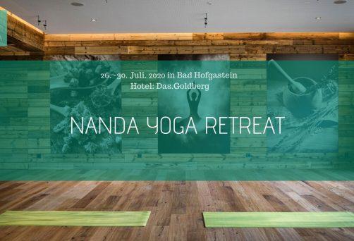Nanda Yoga Retreat in Bad Hofgastein