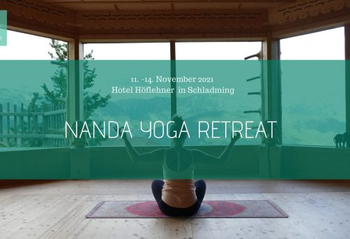 Yoga Retreat im Hotel Höflehner Nov./2021